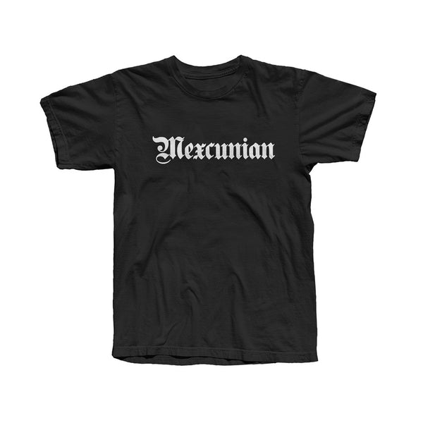 MEXCUNIAN BLACK T-SHIRT