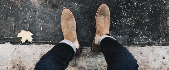 How Sockless Europeans Inspired a New Father to Launch a Premium Dress Shoe Business That Doubled Conversions Almost Overnight