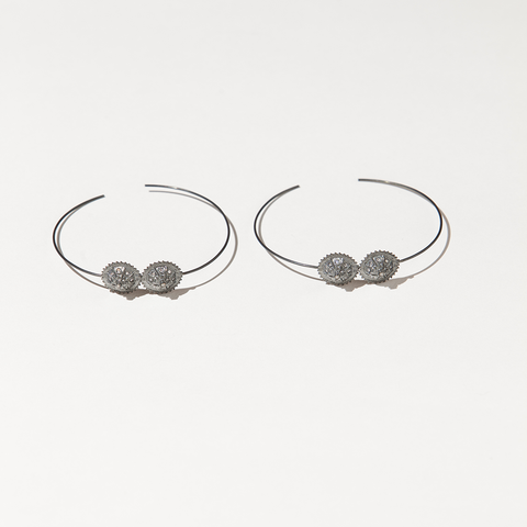 Hoop Earrings #BHAUOSZ