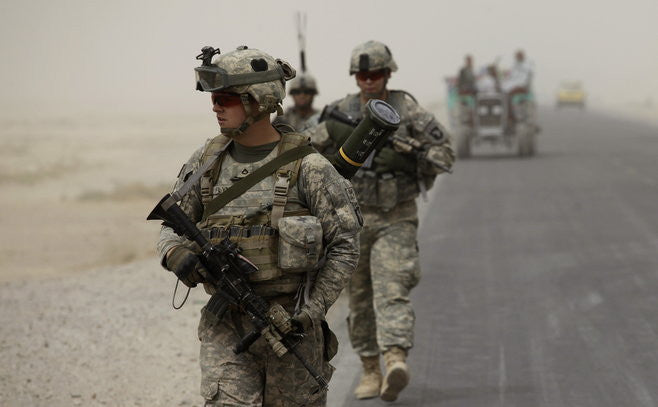Increasing number of Iraq, Afghanistan veterans suffer spinal pain