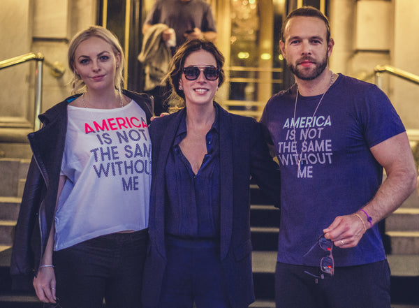 America Is Not The Same Without Me T-shirt Women and men