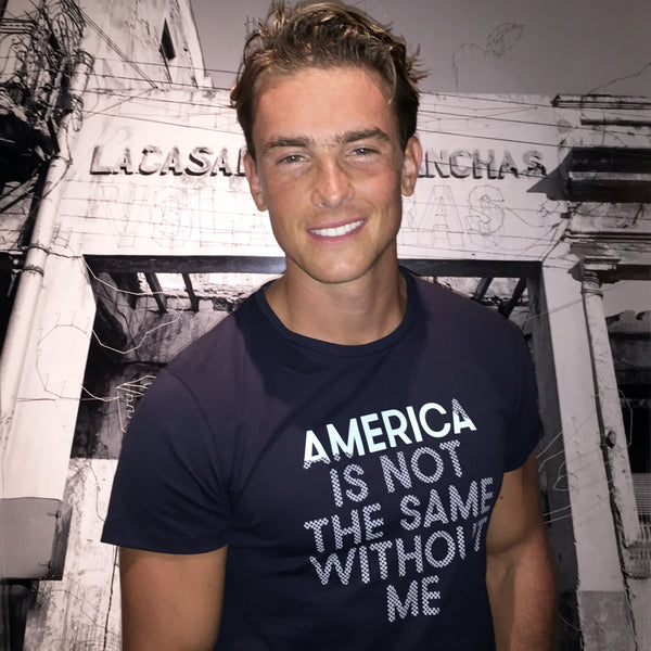 America Is Not The Same Without Me T-shirt Men