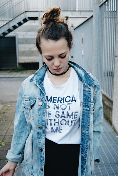 America Is Not The Same Without Me - T-shirt