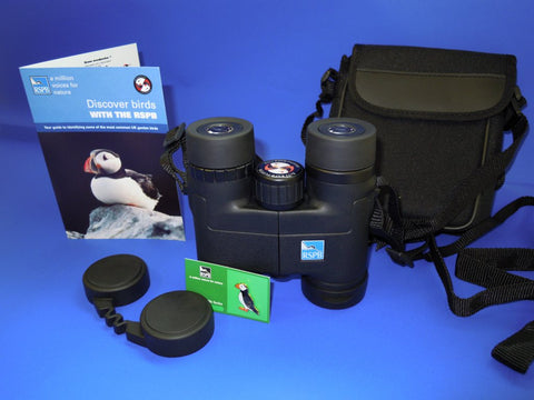 RSPB 8x32 Puffin Binoculars - Trailblazer Outdoors, Pickering