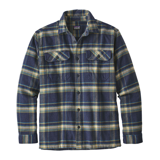 Patagonia Men's L/S Fjord Flannel Shirt - Trailblazer Outdoors, Pickering