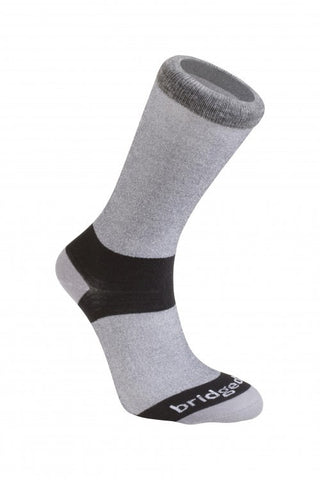 Bridgedale Coolmax Walking Liner Socks (2 Pair Pack)