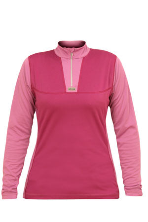Paramo Ladies Cambia Zip Neck