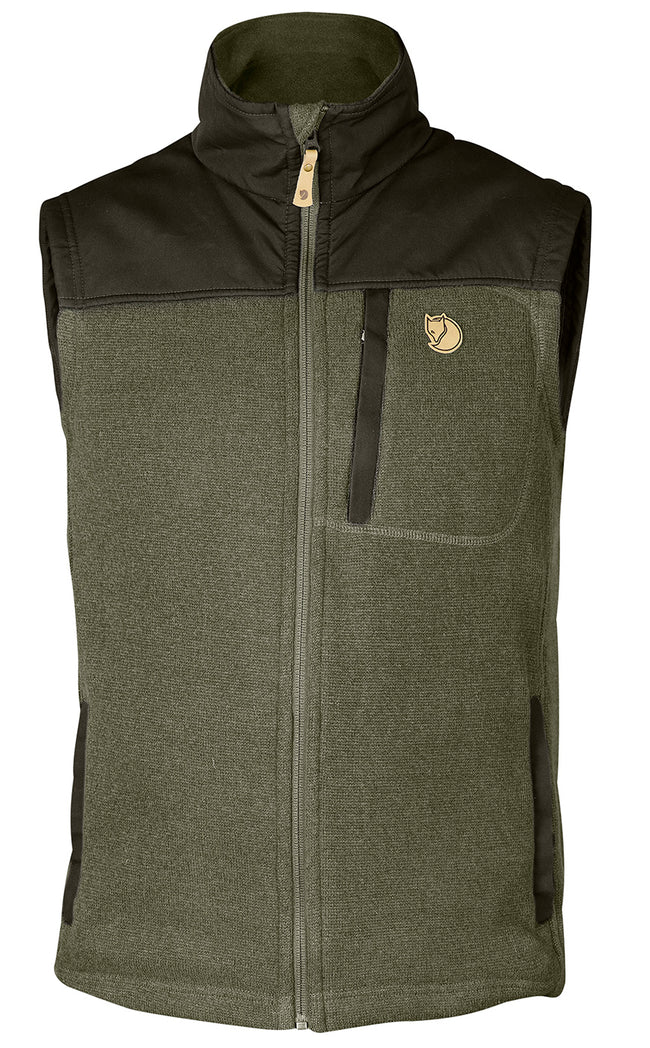 Fjallraven Buck Fleece Vest - Trailblazer Outdoors, Pickering