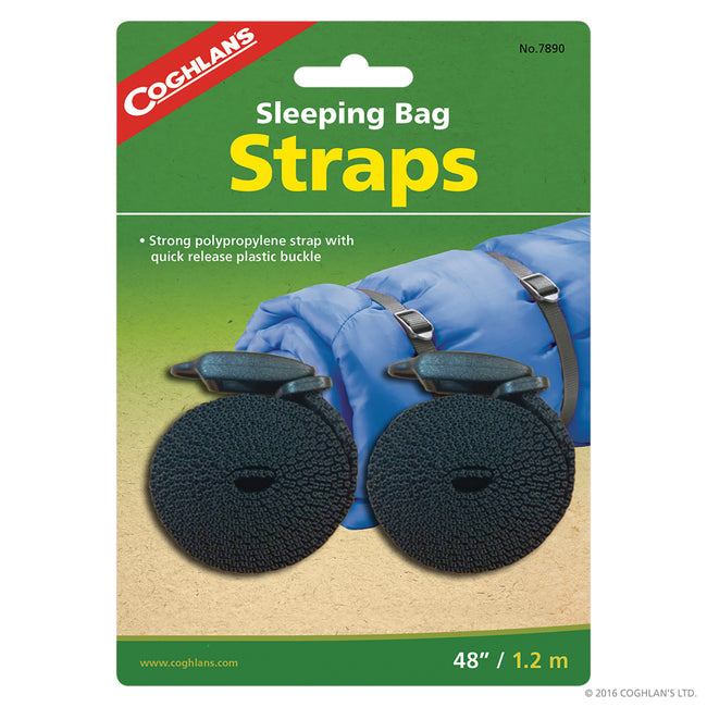 Coghlan's Sleeping Bag Straps - Trailblazer Outdoors, Pickering
