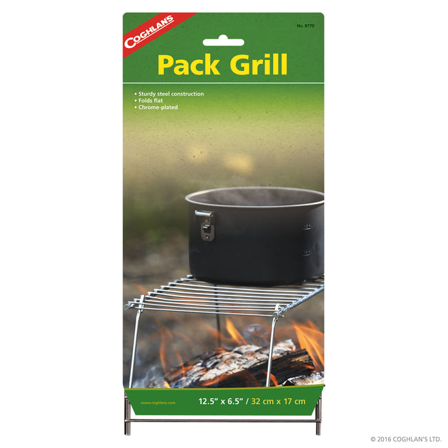 Coghlans Pack Grill - Trailblazer Outdoors, Pickering