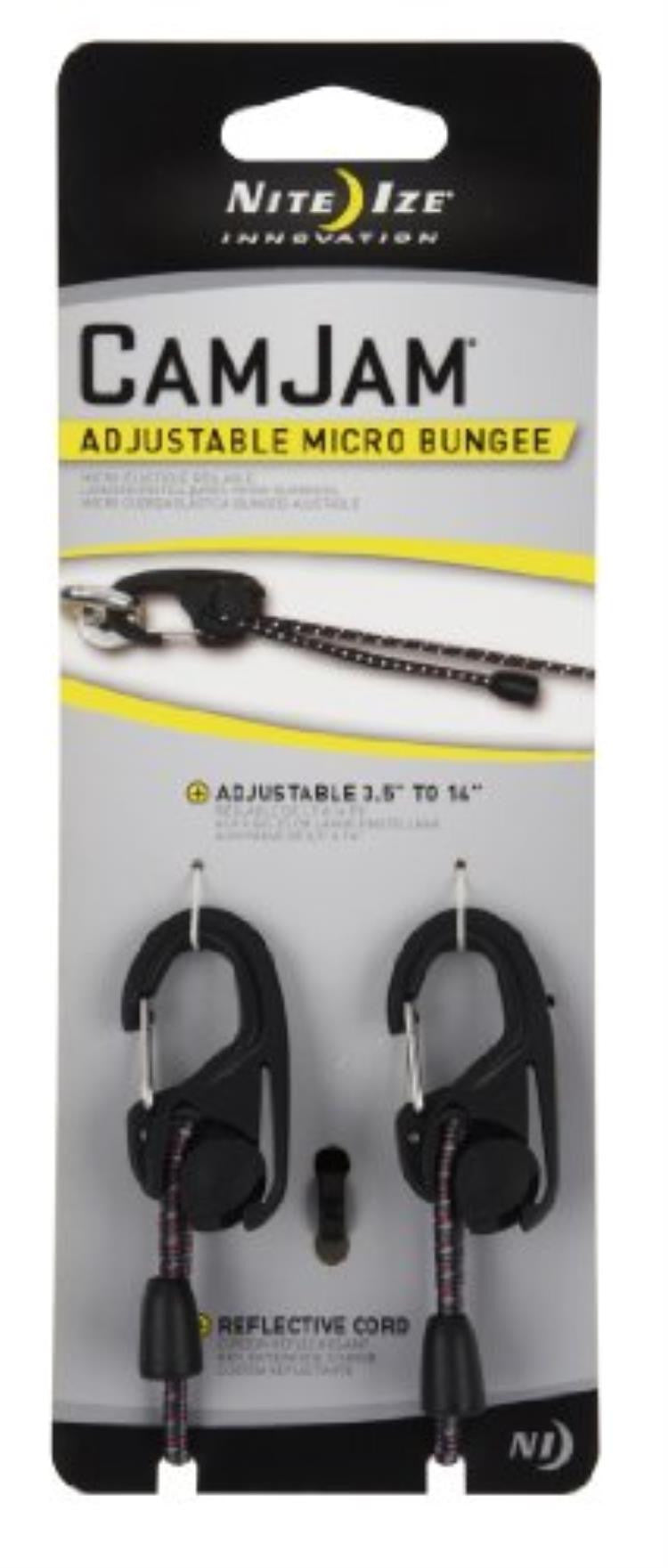 Nite Ize CamJam Adjustable Micro Bungee - Trailblazer Outdoors, Pickering