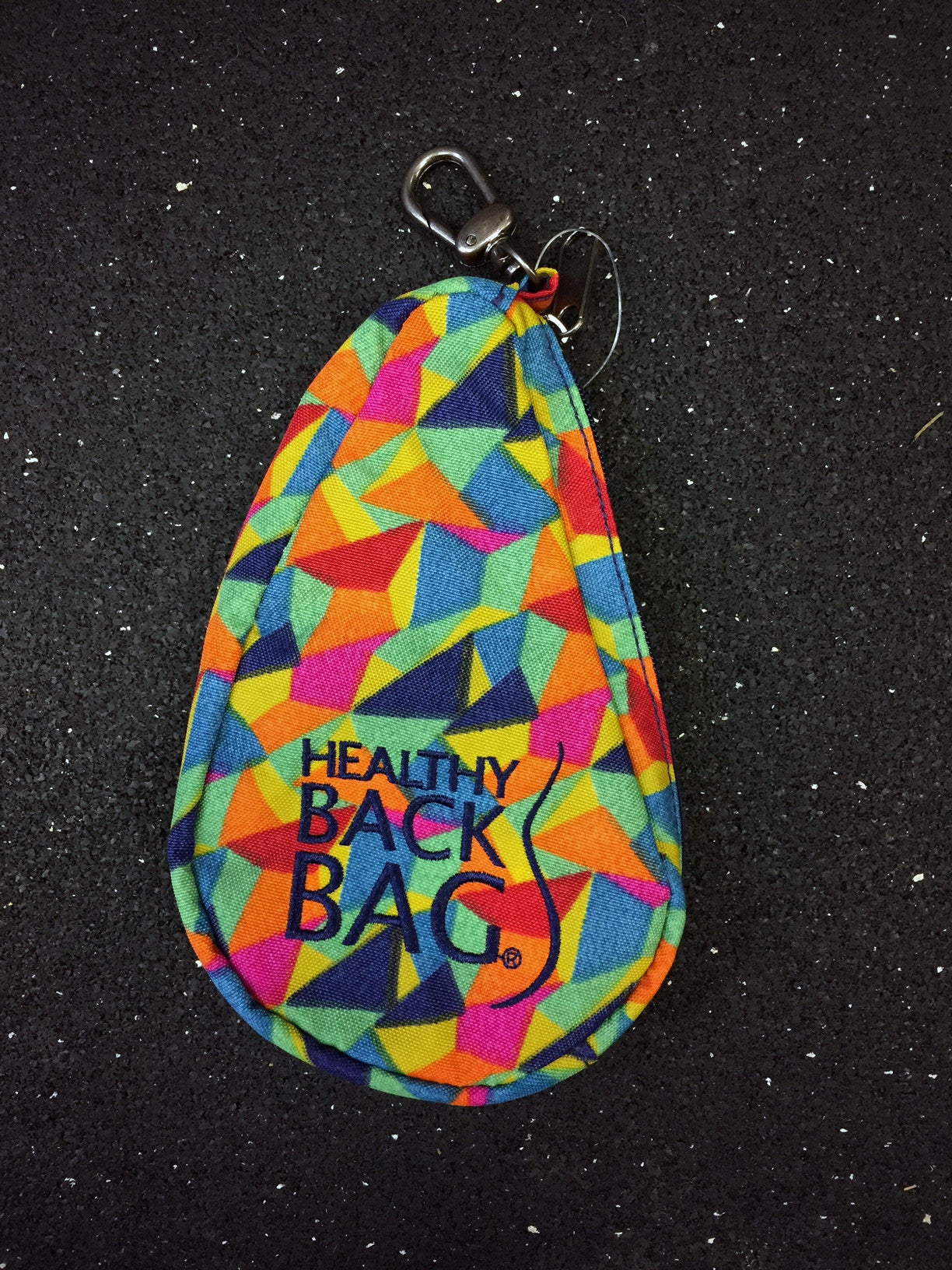 Healthy Back Bag Textured Nylon Pouch - Purse - Trailblazer Outdoors, Pickering