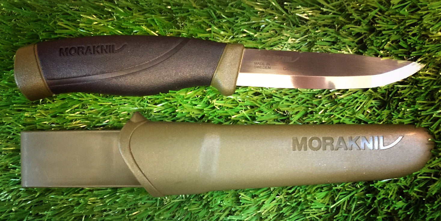Mora Companion Heavy Duty MG Knife - Trailblazer Outdoors, Pickering