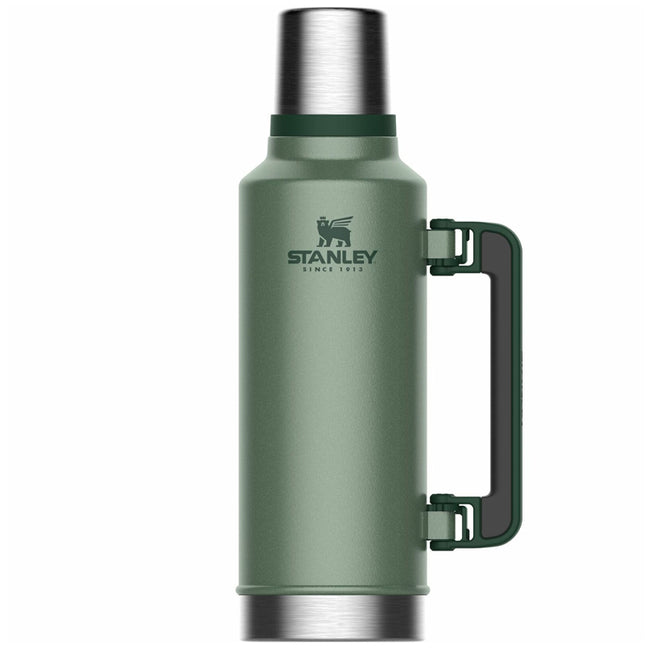 Stanley Classic Vacuum Flask 1.9L Green 2019 Model