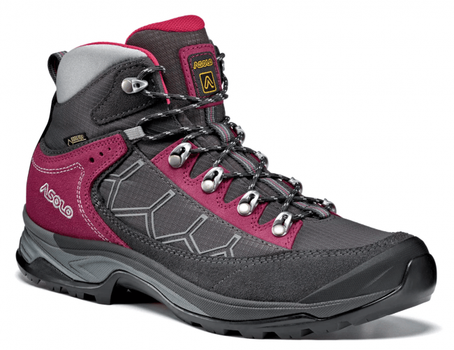 Asolo Falcon GV GTX Womens Walking Boots Graphite/Graphite - Trailblazer Outdoors, Pickering