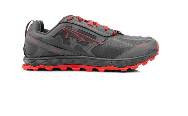 Altra Zero Drop Lone Peak 4.0 Mens Trail Hill Ultra Running Shoe - Trailblazer Outdoors, Pickering
