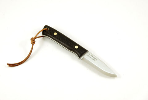 Casstrom Woodsman Bog Oak Roger Harrington Knife - Trailblazer Outdoors, Pickering