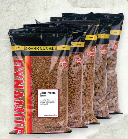 Dynamite Baits Robin Red Carp Pellets 4mm