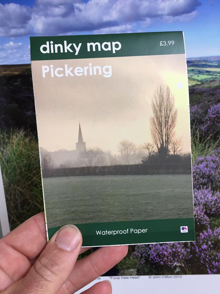 Dinky Map Pickering - Trailblazer Outdoors, Pickering