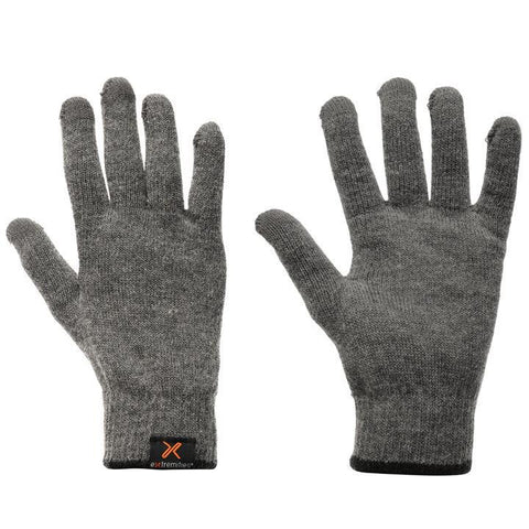 Extremities Primaloft Touch Glove Grey