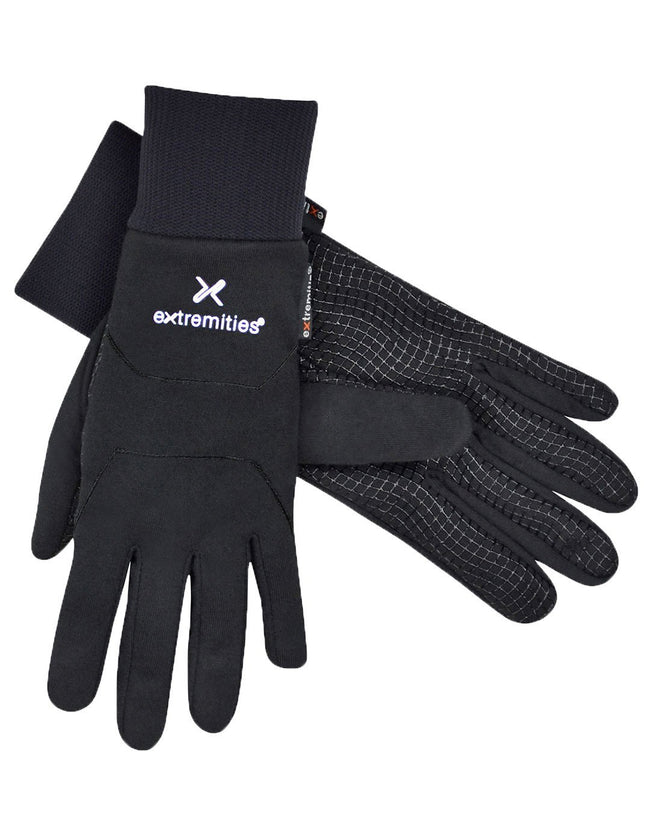 Extremities Waterproof Sticky Powerliner Glove Black - Trailblazer Outdoors, Pickering