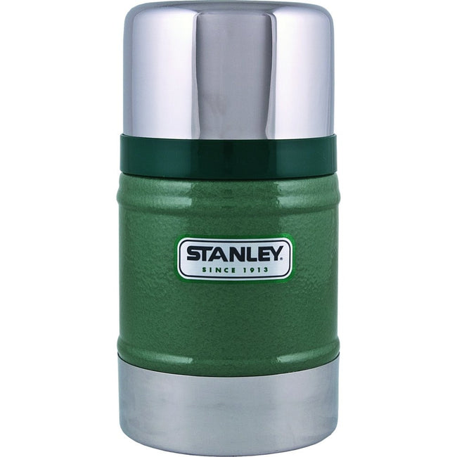 Stanley Classic Vacuum Food Jar Flask 0.5L - Trailblazer Outdoors, Pickering