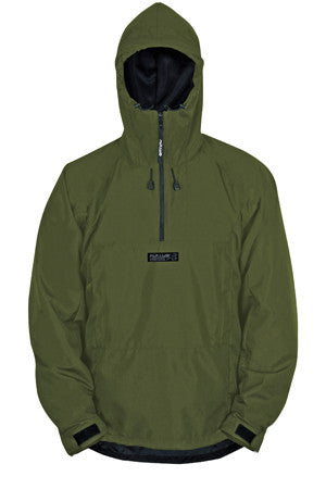 Paramo Fuera Windproof Smock Moss - Trailblazer Outdoors, Pickering