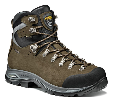 Asolo Fugitive GTX Men's Hiking Boot Black/grey