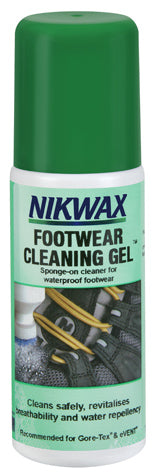 Nikwax Footwear Cleaning Gel - Trailblazer Outdoors, Pickering