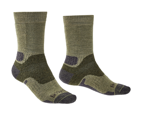 Bridgedale Explorer Heavyweight Merino Comfort Boot Sock