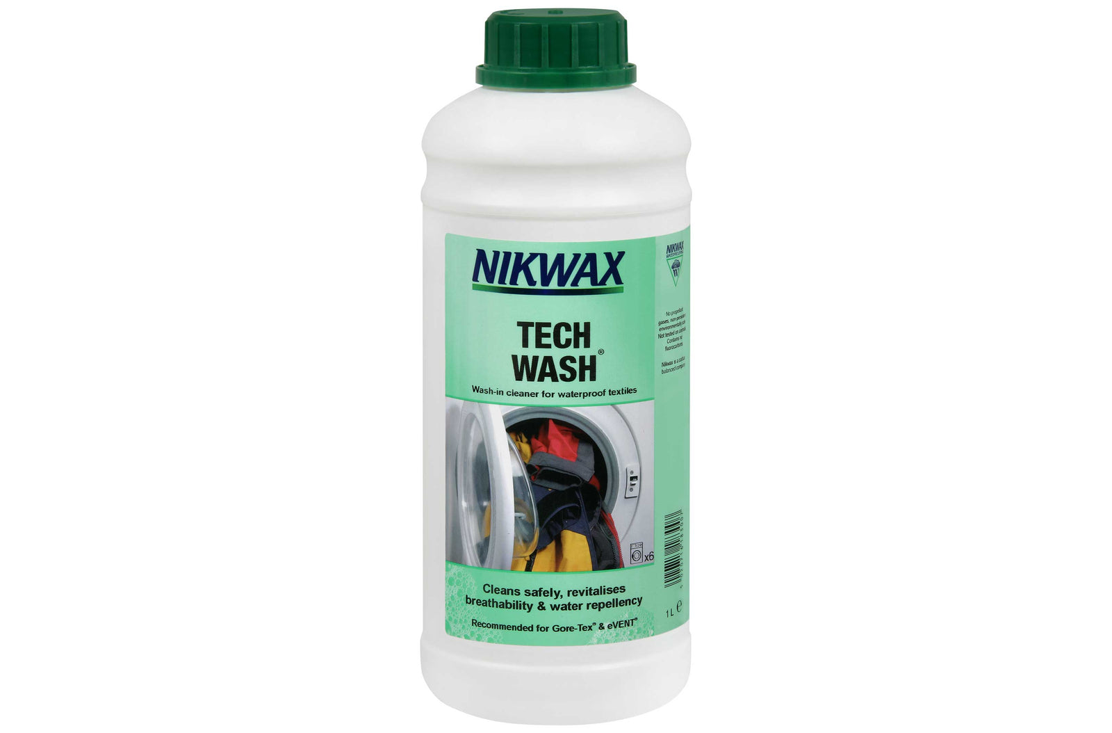 Nikwax Tech Wash 1Litre - Trailblazer Outdoors, Pickering