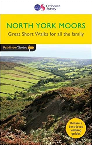 Pathfinder North York Moors Great Short walks - Trailblazer Outdoors, Pickering