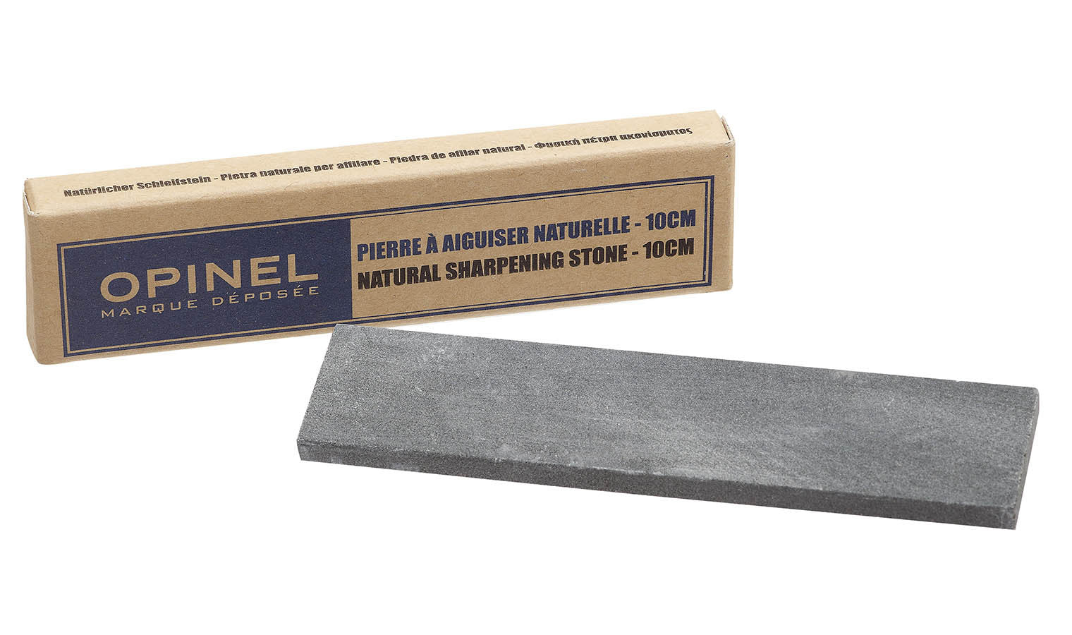 Opinel Sharpening Stone 10cm - Trailblazer Outdoors, Pickering