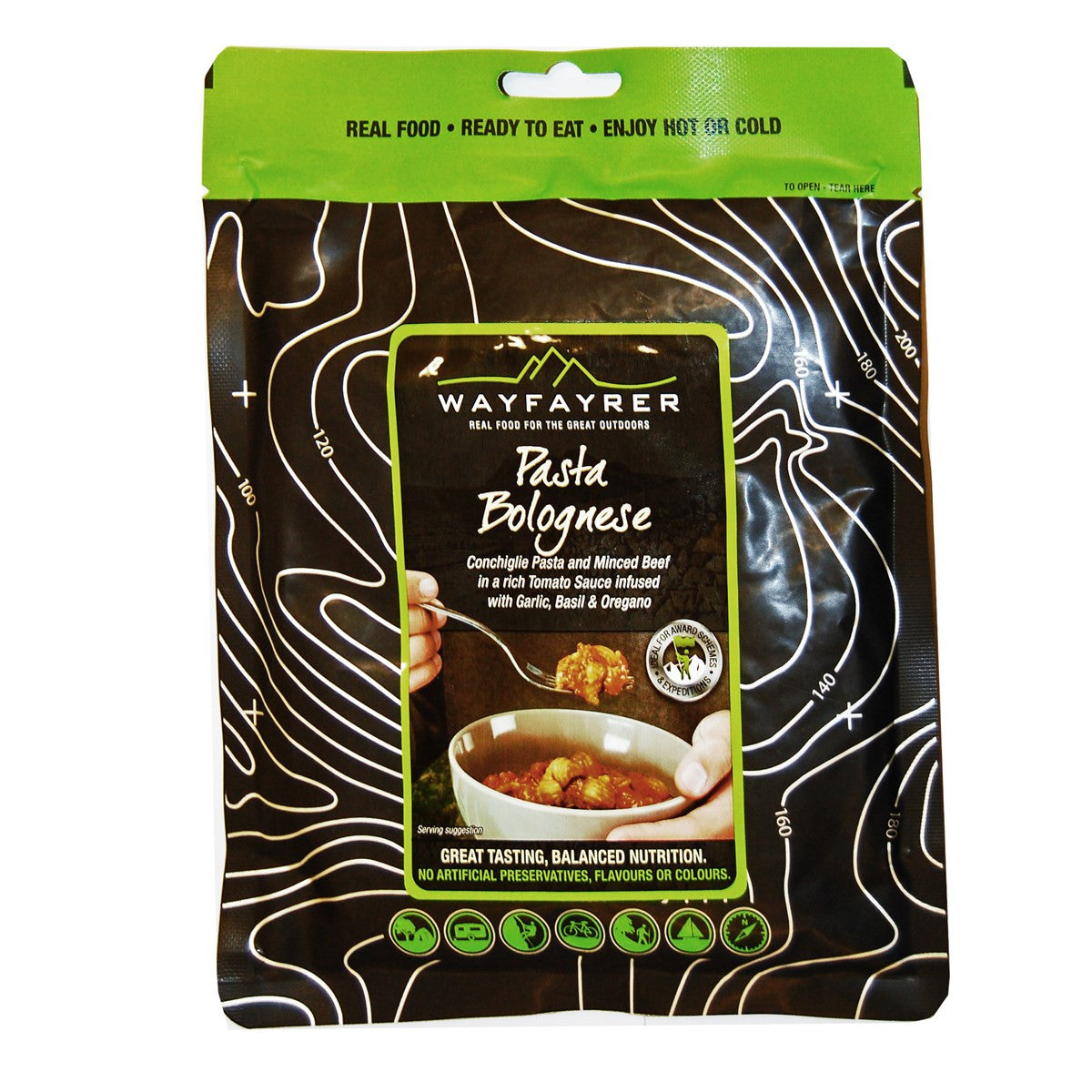 Wayfayrer Pasta Bolognese - Trailblazer Outdoors, Pickering