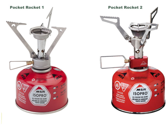 MSR Pocket Rocket 2 Stove - Trailblazer Outdoors, Pickering