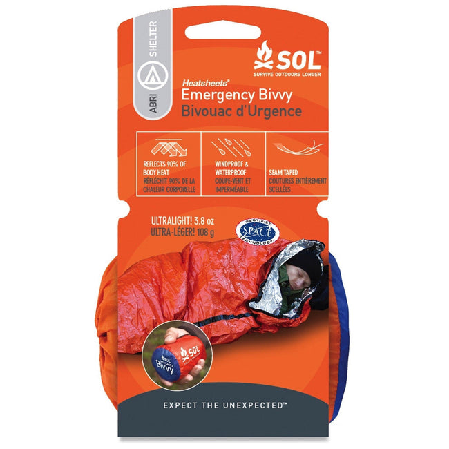 Adventure Medical Kits Emergency Bivvy - Trailblazer Outdoors, Pickering