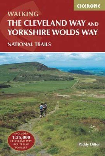 Cicerone The Cleveland Way & Yorkshire Wolds Way - Trailblazer Outdoors, Pickering