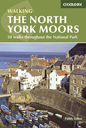 Cicerone Walking The North York Moors - Trailblazer Outdoors, Pickering