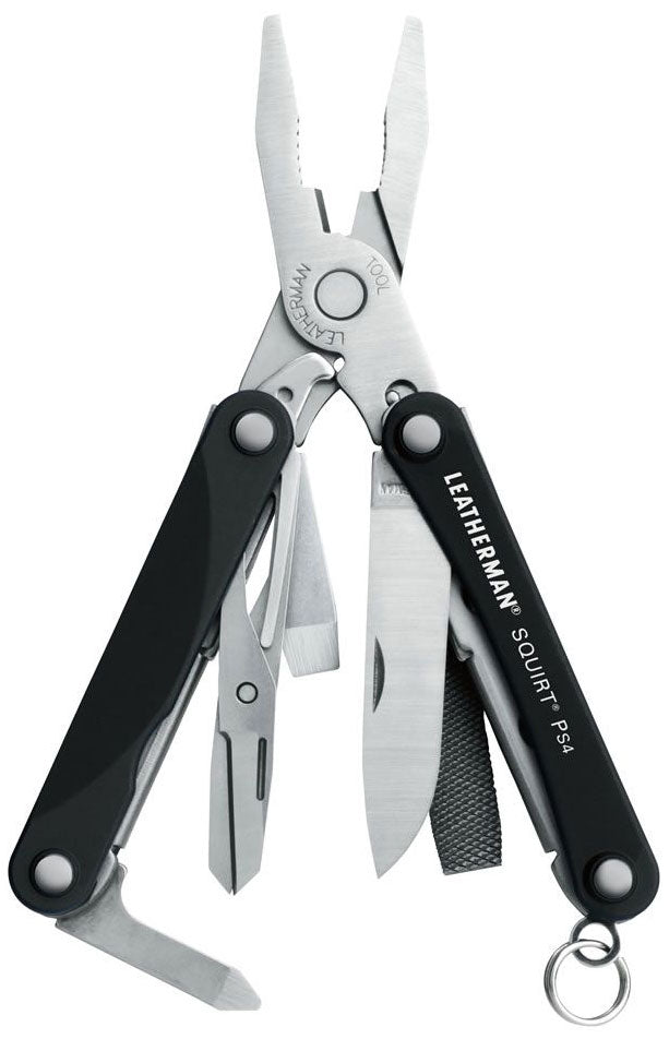 Leatherman Squirt PS4 - Trailblazer Outdoors, Pickering
