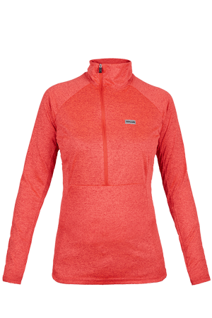 Paramo Ladies Tempro Zip Neck - Trailblazer Outdoors, Pickering