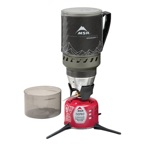 MSR Windburner Stove - Trailblazer Outdoors, Pickering