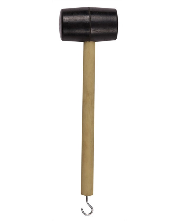 Kombat uk rubber mallet with peg extractor
