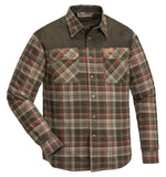 9436 pinewood Douglas shirt green brown