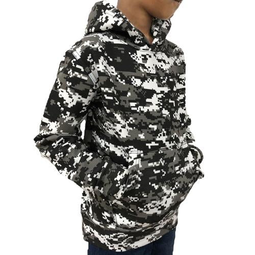 Children\'s Game Digital Urban Camouflage Tracksuits