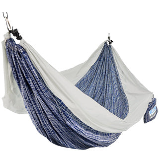 Two Person Travel Hammock - Modern Plaid  TO PAY