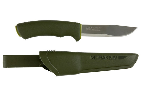 Mora bushcraft forest green