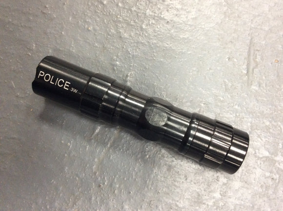 Police led mini torch