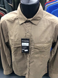Craghoppers kiwi long sleeve shirt pebble