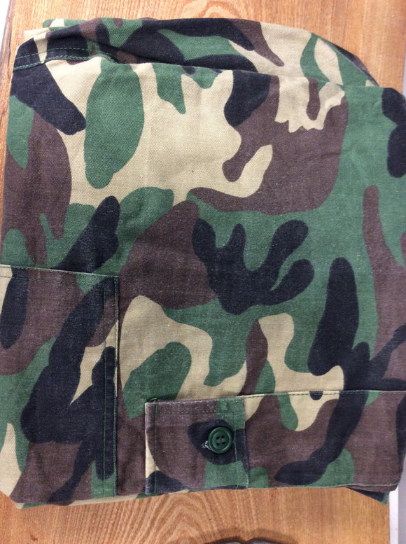 "46"" W camo trousers heavy weight cargo trousers"