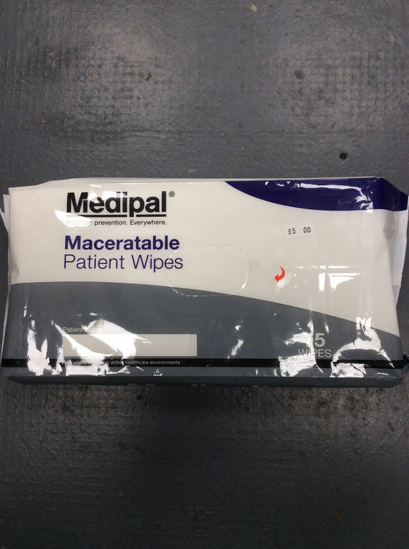 Medipad large dry wipes towel